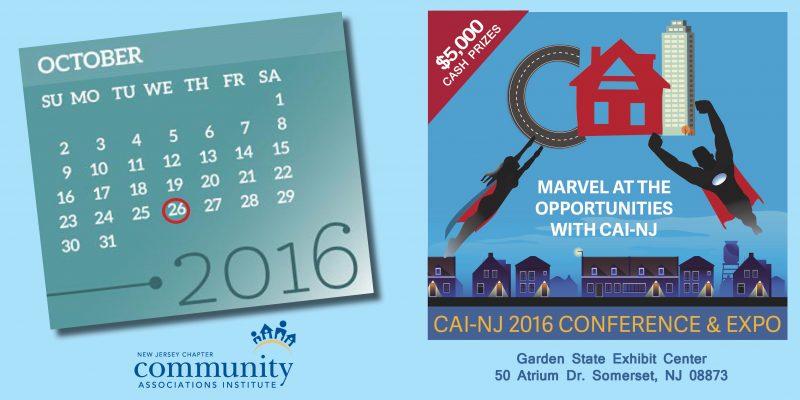 CAI-NJ Conference & Expo