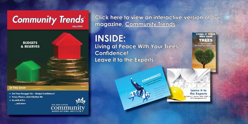 Community Trends - July 2016