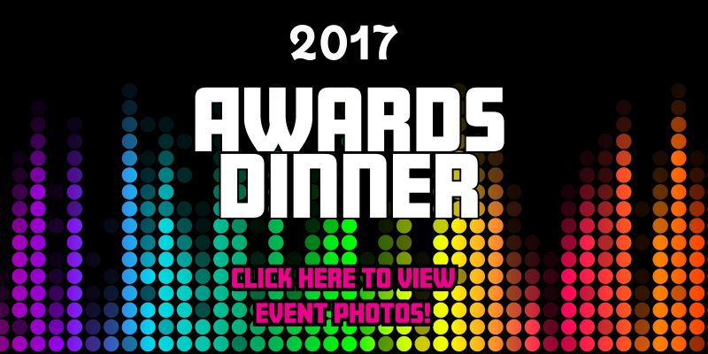 Awards Dinner Banner photos
