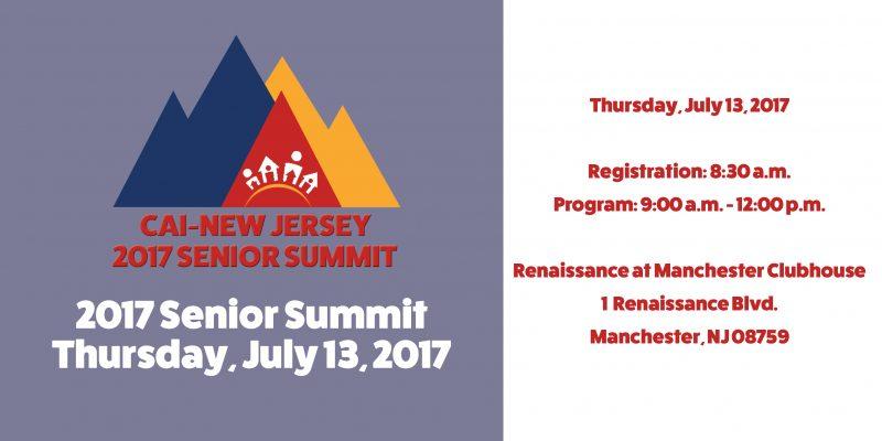 Senior Summit Banner